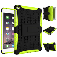 Wholesale Price Hybrid Heavy Duty Rugged Shockproof Case Cover For Ipad Mini 4