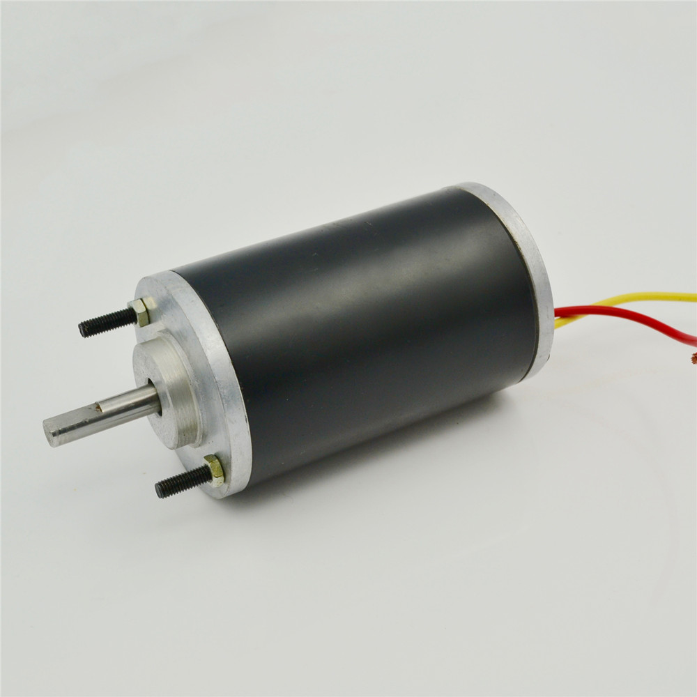 Permanent Magnet DC Motor for Treadmills