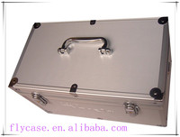 2014 strong aluminum tool box with aluminum case tool set with trays