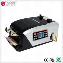 OEM factory supply currency equipment banknote counting machines, banknote detector and banknote sorter