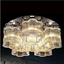 led decorative ceiling light cover plate