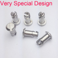 Customized 14Mm 17Mm Stainless Steel Quarter Dzus Fastener