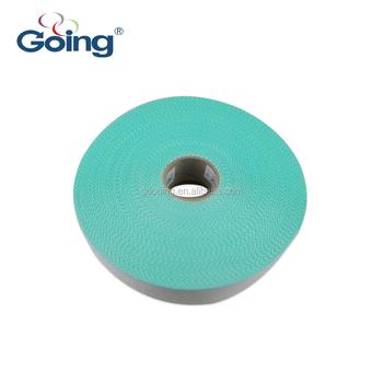 Pre Laminated Tape, Green Edge Nonwoven Side Tape for Disposable Diaper