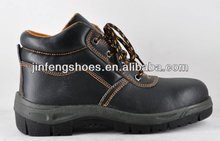 Mid cut designer european deltaplus otter safety shoes