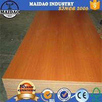 finger joint laminated board 18mm thick uv mdf board