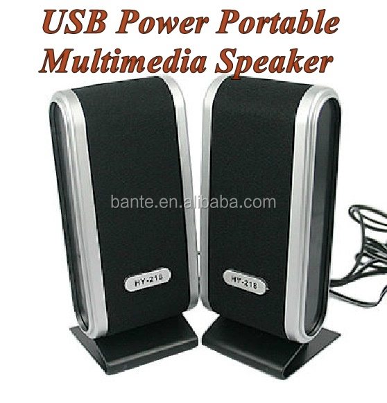 Lowest price USB Power Portable Multimedia Speaker For PC Laptop Computer Notebook