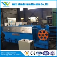 large/medium cable copper wire continuous drawing machine and annealer