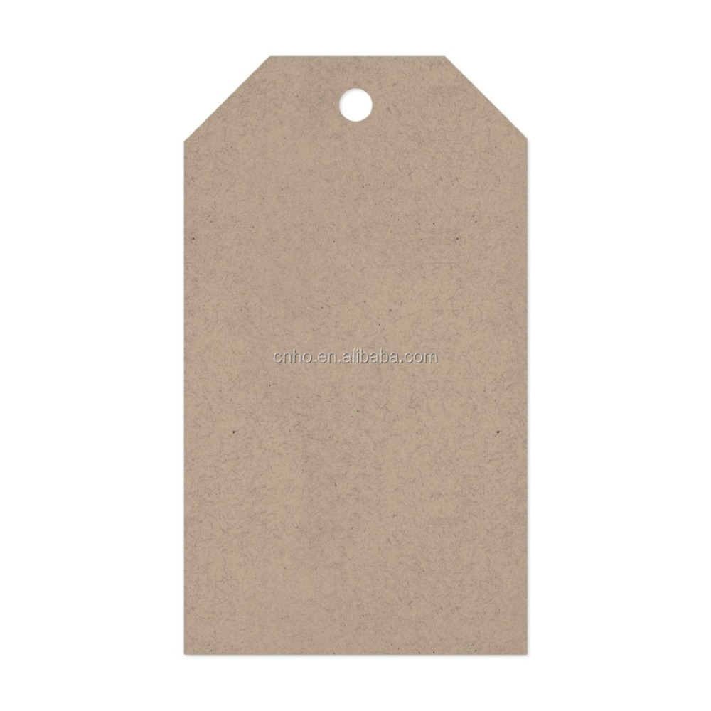2015 Custom Craft Paper Wedding Tags