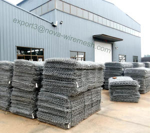 Good quality Anping factory price hexagonal gabion basket from China