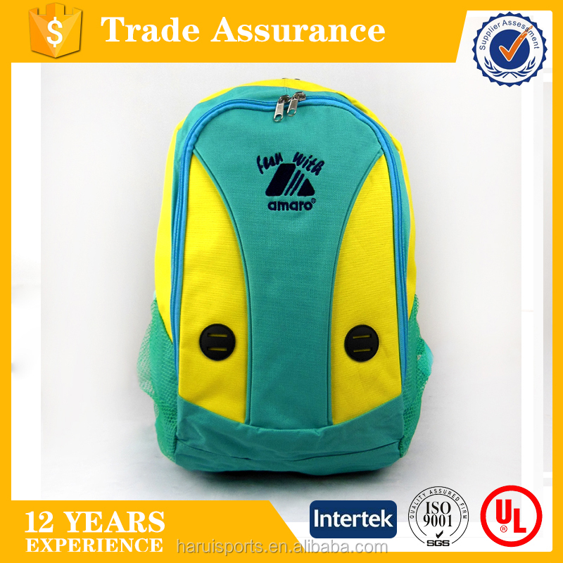 simple style school travel leisure backpack for students