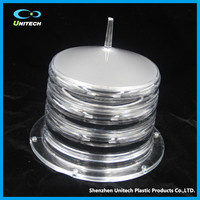 factory direct plastic household PMMA lamp shade
