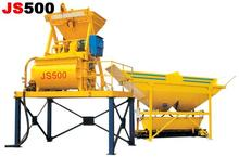 JS500 concrete mixer machine