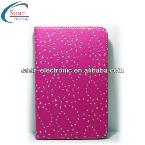 Leather Case Cover for Samsung Galaxy Tablet Tab 2 P3100/P3110