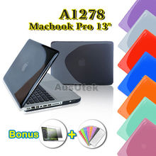 Crystal Clear Hard Case Cover For Macbook Pro 13.3 13 inch A1278