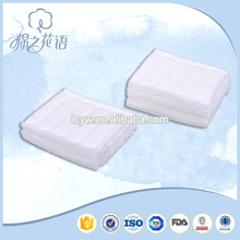 pass card soft plastic pants adult diaper cover wool pad