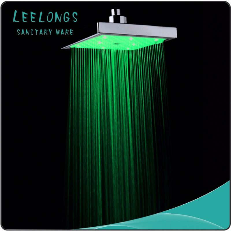 New design led shower head as seen on tv