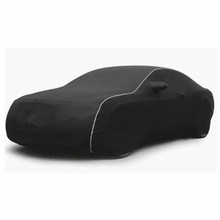 Good quality velvet bushed fitted dust proof indoor car covers