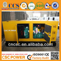 Great Deal!! 40kw with cummins engine Series Backup Power Generator with ISO CE