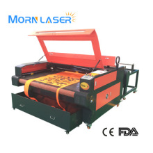 1600X1000mm leather laser engraving machine,fabric laser engraving cutting machine with high speed