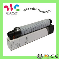 Hot selling compatible color toner cartridge for use in compatible Ricoh mpc 2800 3300 toner cartridge