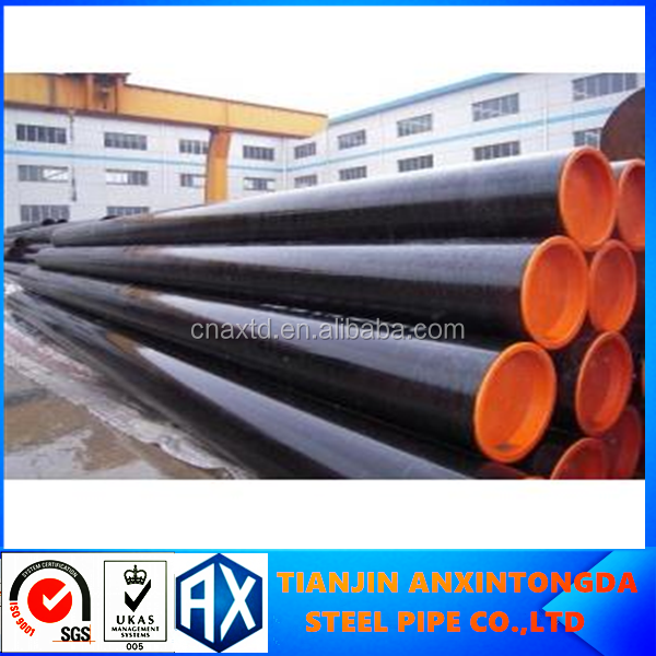 rubber lined carbon steel pipe&welded steel tube 8&astm a106 steel pipe
