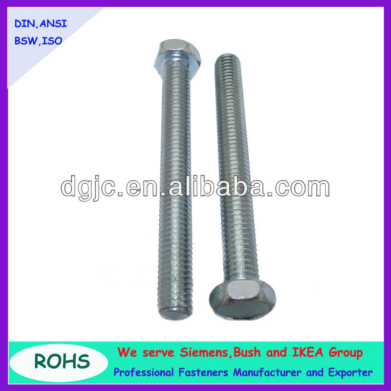 hex bolts fasteners manufacturers