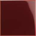 Dark red glazed ceramic tile for bathroom tiles and skirting with low price