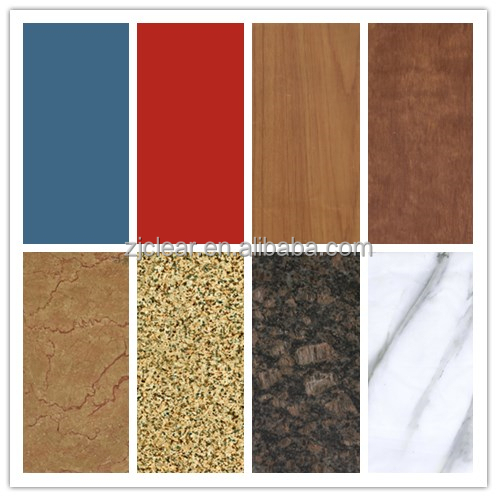 Uv Coating Fiber Cement Board Painted Silicate Fiber Board Exterior And Interior Decorative Wall