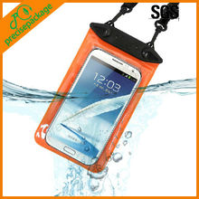 New Design PVC Waterproof Bag For Mobile Phone