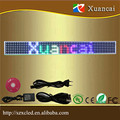 Newest style P8.75-7x64RGB full color LED sign accept customize according to client request