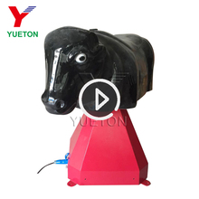 Playground Equipment Manufacturer Inflatable Mechanical Rodeo Bull Mattress Controls Factory Price
