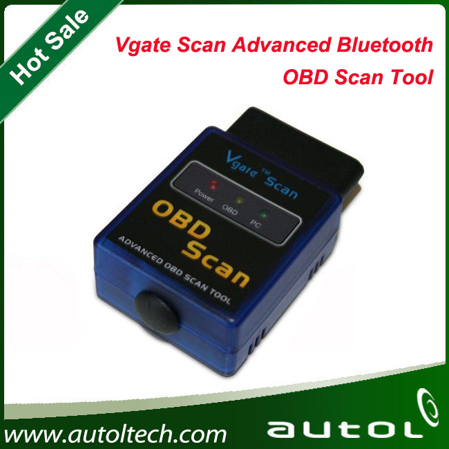 2015 Hot Sale ELM327 vgate scan usb OBD SCAN with factory price