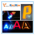 hot sale Diy backlit reverse led acrylic channel letter