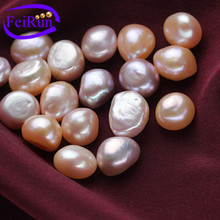 Loose pearls aaa freshwater 12-14mm baroque wholesale loose pearls