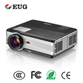 X89 Wide screen 1080P digital home cinema projector with USB / HDMI /VGA/AV/ATV/earphone interface