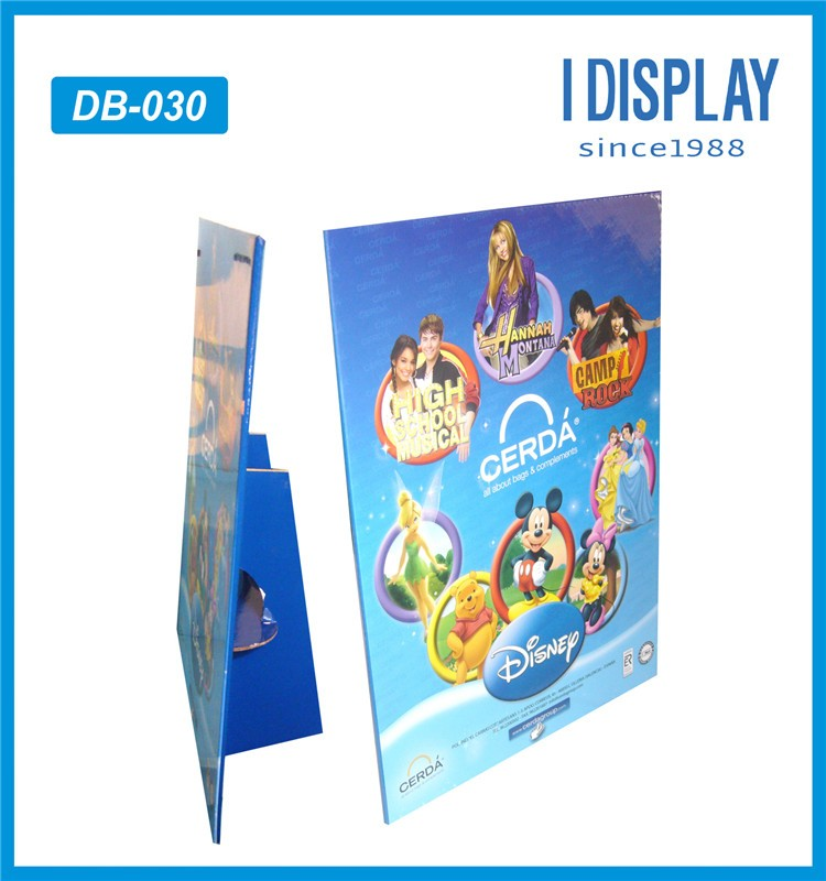 "4*6"" 6*6"" Photo Frame Type and eco-friendly paper cardboard Material photo advertising standee"