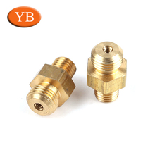 Factory price China motorcycle cnc parts,Jet Fitting,Nozzle Fitting for motorcycle