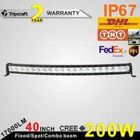 2015 Curved Wholesale 10w curved offroad led bar light ,240w led light bar,super slim led light bar
