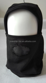 Winter motocycle balaclava with breathhole