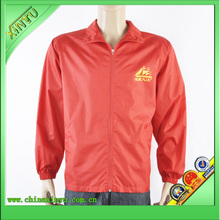 Winter mens red jacket water cooling jacket