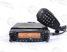 NEWEST!!! TYT 50Watt dual band mobile base radio TH-7800 compare with FT-8900R