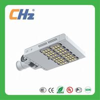 super thin 150w High power CE ROHS FCC qualified led street light with solar panel