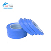 Free Sample Jumbo Roll Blue Silicone Cars Paintting Masking tape