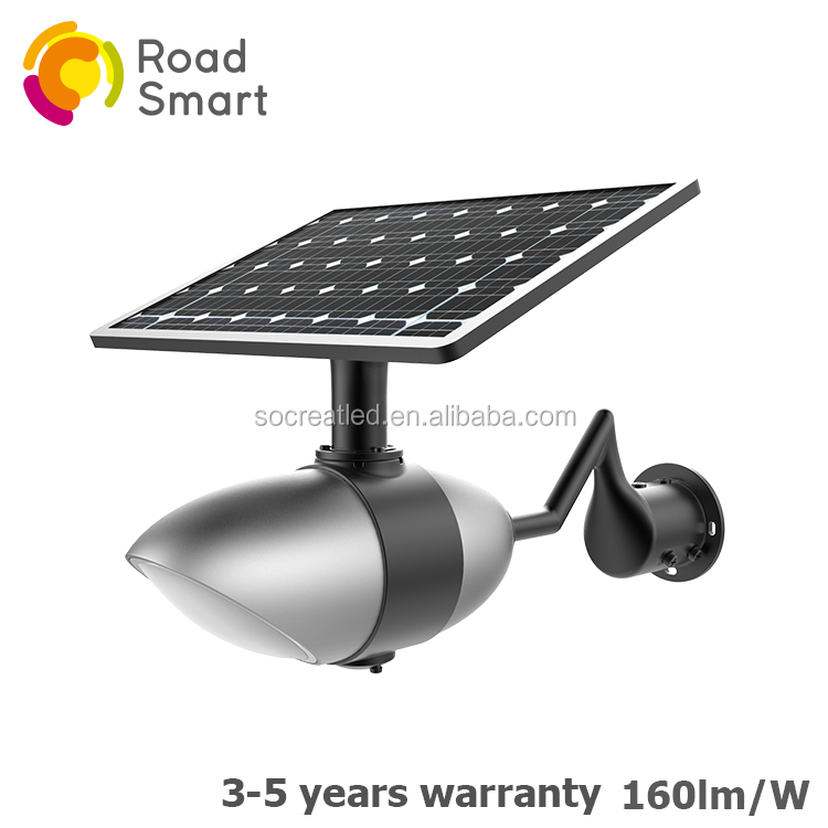 IP65 Solar Power Wall Lamps Wireless Outdoor Microwave Motion Sensor Solar Security LED Light for Garden Street