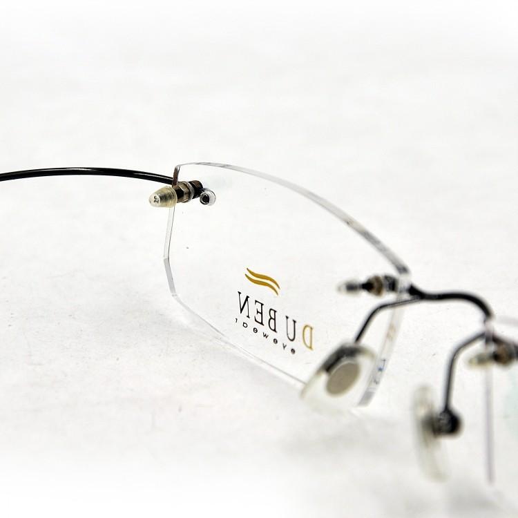 2015 alla moda occhiali da vista senza cornice luce for Moda 2015 occhiali da vista