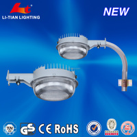 48W Outdoor Dusk To Dawn LED Area Luminaires