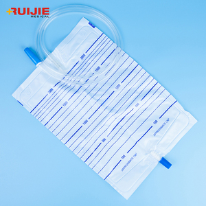 Medical Disposable Various blood tubing set with urine bag