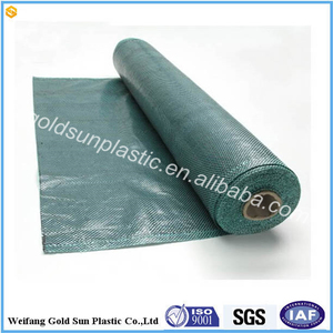 anti weed mat\/weed control ground cover, ground cover supplier, pp woven camping mat
