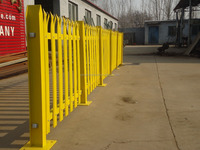 High quality cheap price palisade security fencing