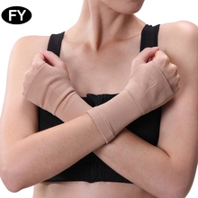 Customized Woman Elastic Knitted Wrist Support Wrist And Palm Brace Wrist